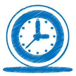 blue-clock-icon